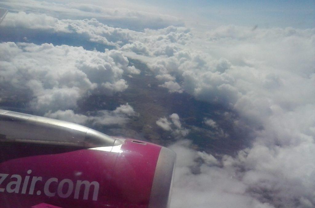 Widok z samolotu 2