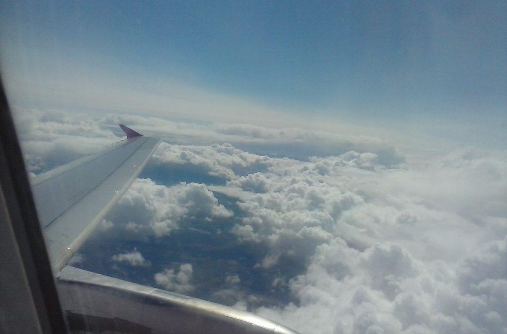 Widok z samolotu 3
